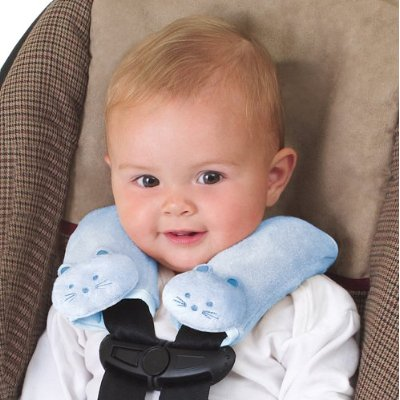 Car Seat Cushion by Kiddopotomus - Cushy Pads