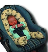 Car Seat Cushion - Hug Me Rolli