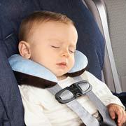Necksaver Car Seat Cushion