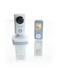 safety first high def color video monitor