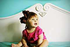 Toddler Girl Bedding photo by CharlotteSpeaks